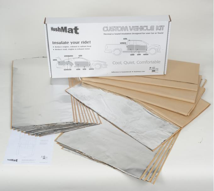 HushMat Chevrolet Chevelle 1964-1967   Sound and Thermal Insulation Kit 62264
