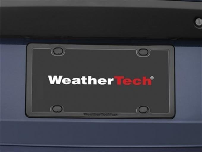 WeatherTech 61020 - License Plate Frame