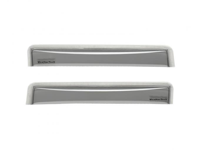 WeatherTech 71030 - Side Window Deflector
