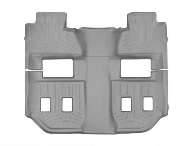 WeatherTech 466073 - Gray FloorLiner(TM) DigitalFit