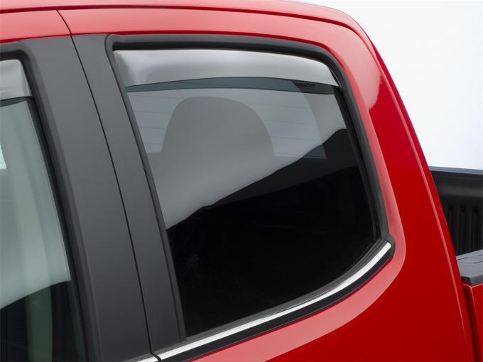 WeatherTech 71766 - Side Window Deflector