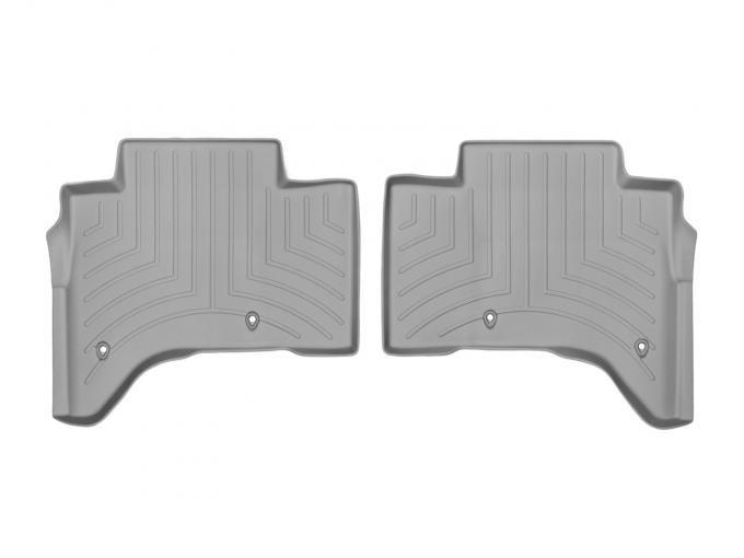 WeatherTech 464802 - Gray FloorLiner(TM) DigitalFit