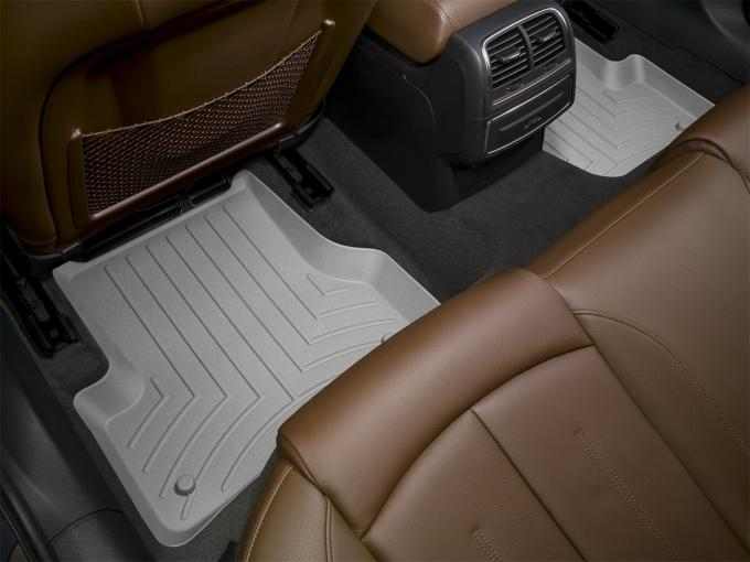 WeatherTech 463382 - Gray FloorLiner(TM) DigitalFit