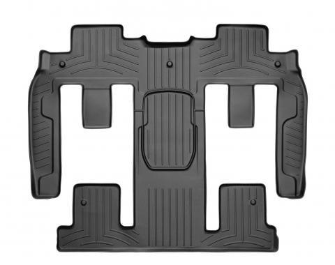 WeatherTech 441114 - Black FloorLiner(TM) DigitalFit