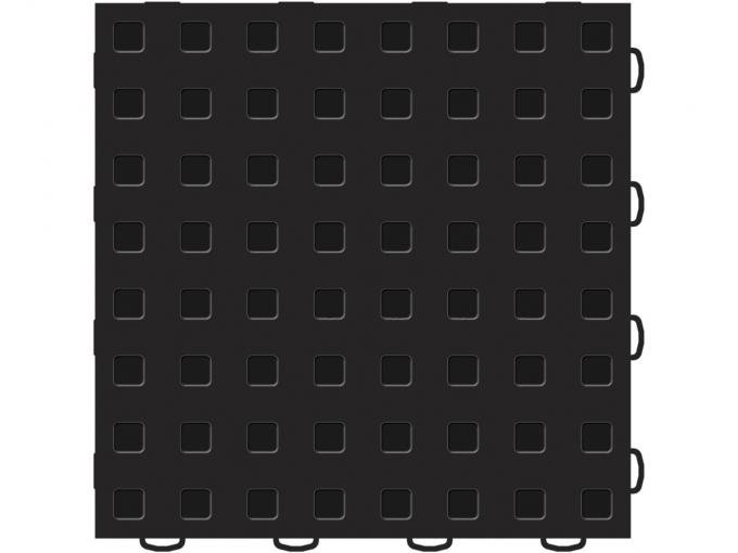 WeatherTech 51T1212 BK-BK - Garage Floor Tiles