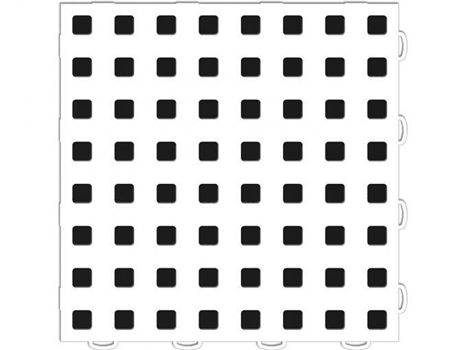 WeatherTech 51T1212 WH-BK - Garage Floor Tiles
