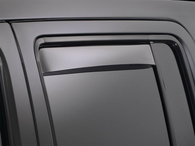 WeatherTech 71071 - Side Window Deflector