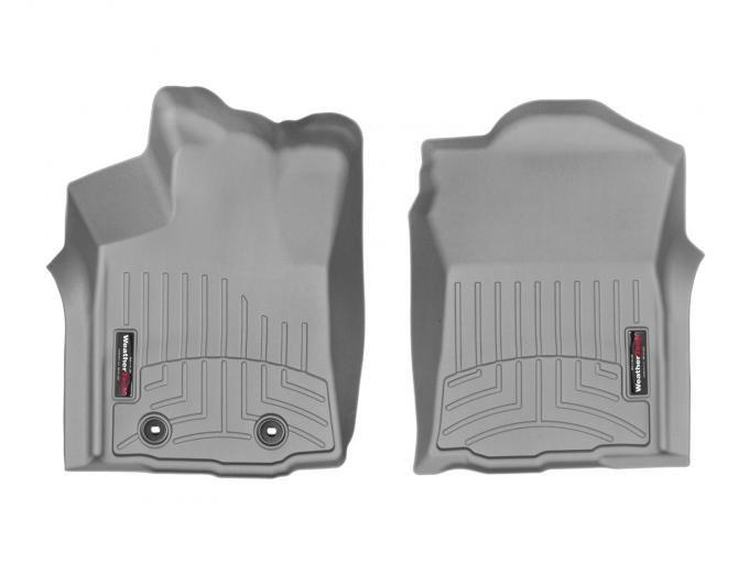 WeatherTech 468671 - Gray FloorLiner(TM) DigitalFit