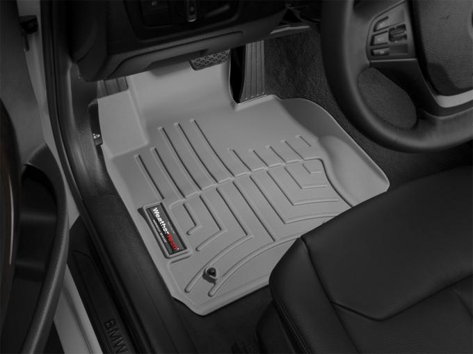 WeatherTech 469221 - Gray FloorLiner(TM) DigitalFit