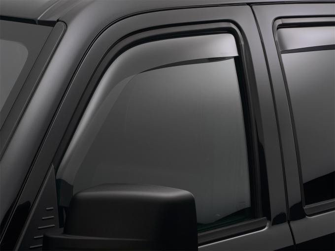 WeatherTech 70180 - Side Window Deflector