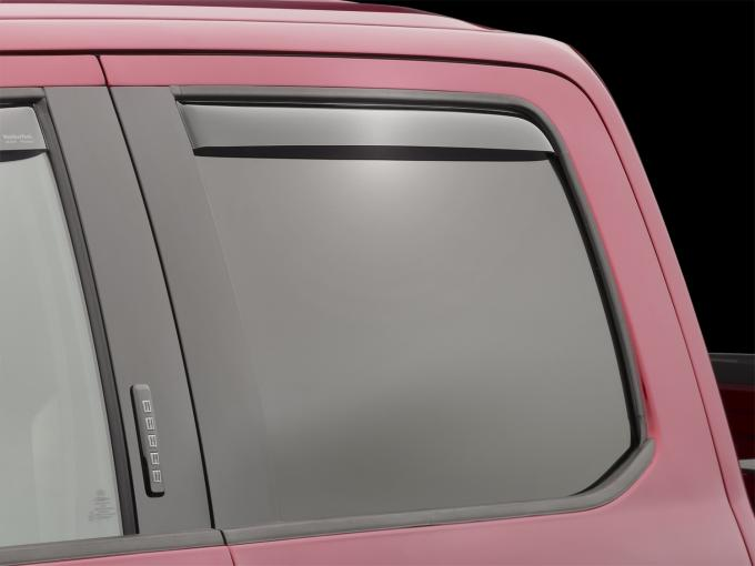 WeatherTech 71765 - Side Window Deflector