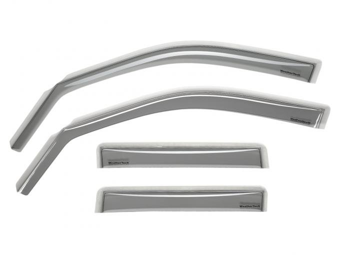 WeatherTech 72062 - Side Window Deflector