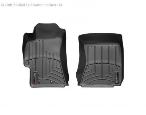 WeatherTech 441661 - Black FloorLiner(TM) DigitalFit