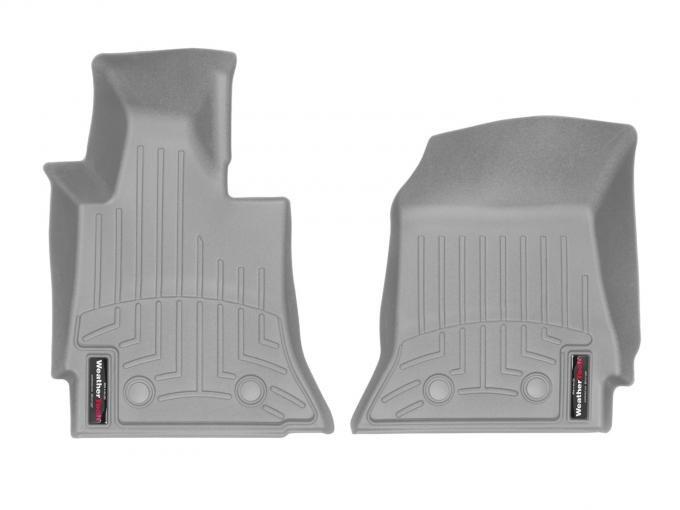 WeatherTech 465891 - Gray FloorLiner(TM) DigitalFit