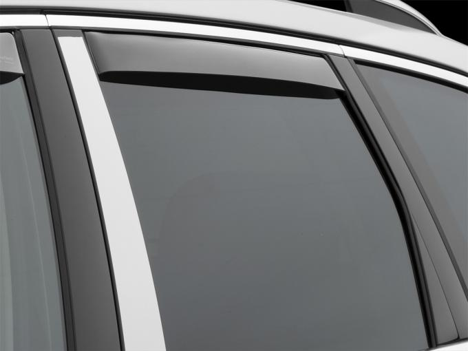 WeatherTech 71578 - Side Window Deflector