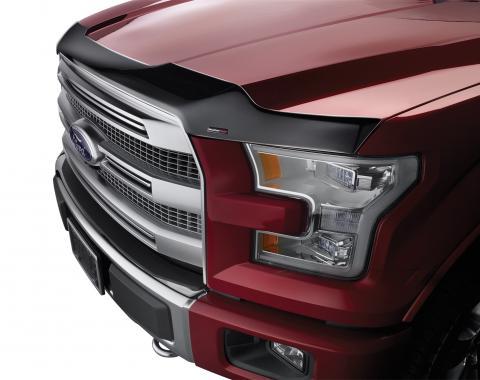 WeatherTech 55112 - Dark Smoke Low Profile Aerodynamic Hood Protector