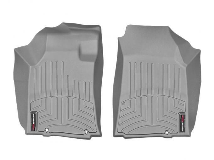 WeatherTech 468321 - Gray FloorLiner(TM) DigitalFit