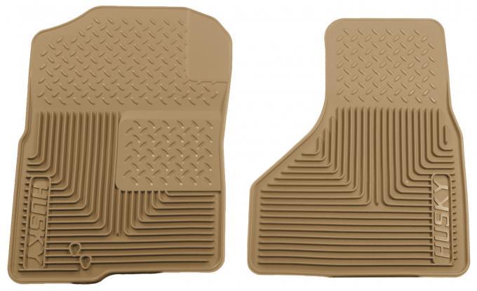 Husky 51223 - Tan Floor Mat