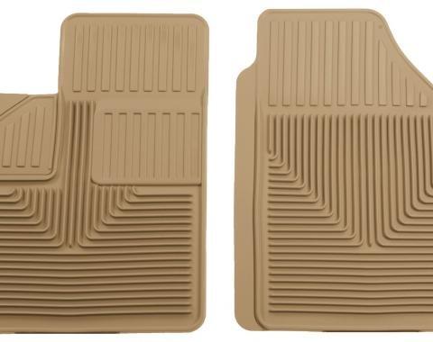 Husky 51143 - Tan Floor Mat