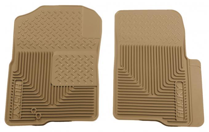 Husky 51233 - Tan Floor Mat