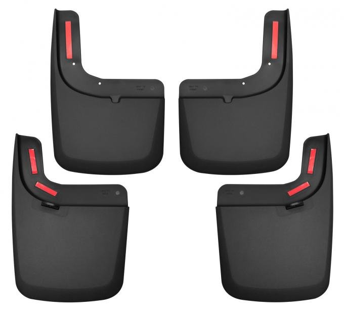 Husky 58476 - Black Mud Flap