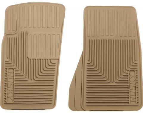 Husky 51083 - Tan Floor Mat