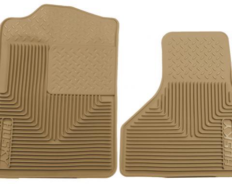 Husky 51203 - Tan Floor Mat
