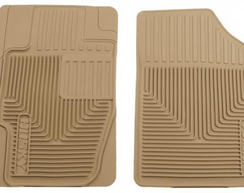 Husky 51173 - Tan Floor Mat