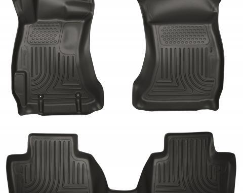 Husky 99801 - Black Floor Liner