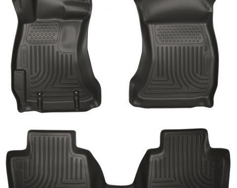 Husky 99881 - Black Floor Liner