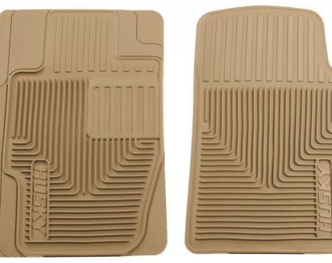 Husky 51113 - Tan Floor Mat