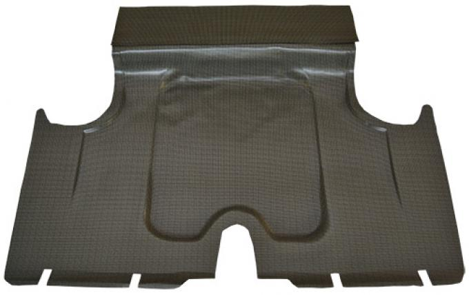 ACC  Plymouth Fury Sport Trunk Mat TM Vinyl, 1963
