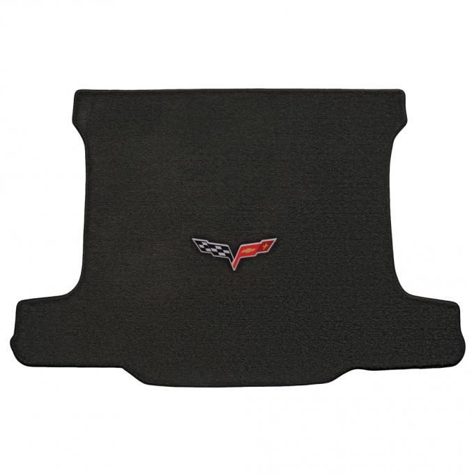 Lloyd Mats 2005-2013 Chevrolet Corvette Corvette 2005-2013 Coupe Cargo Mat Ebony Ultimat C6 Logo 600013