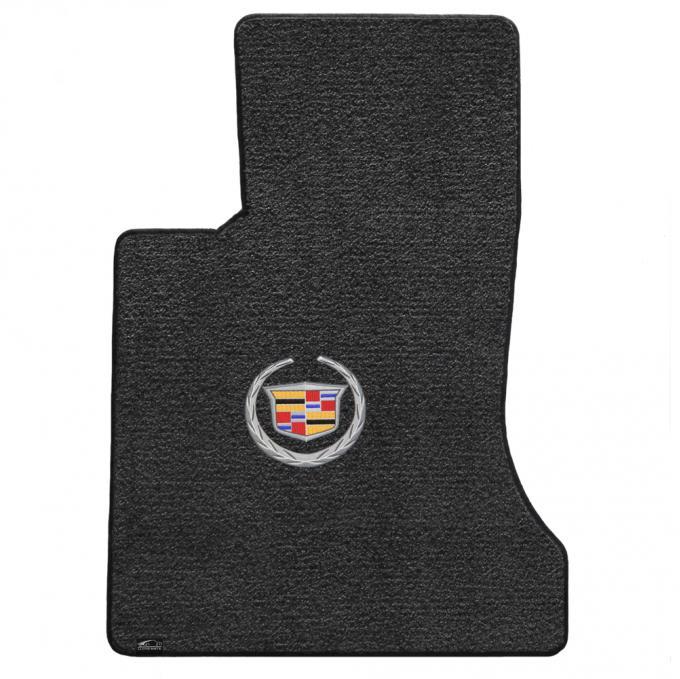 Lloyd Mats 2006-2009 Cadillac SRX Srx AWD V6 2006-2009 4 Piece Mats Ebony Ultimat Cadillac Logo 600085