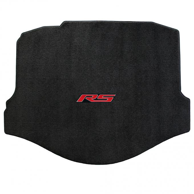 Lloyd Mats 2010-2015 Chevrolet Camaro Camaro 2010-on Coupe Trunk Mat Ebony Ultimat RS Logo 600009