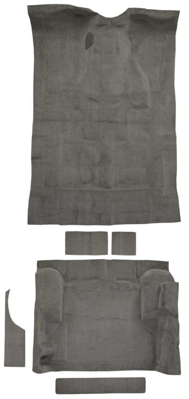 ACC  GMC Jimmy Envoy 4DR Complete Cutpile Carpet, 1998-2000