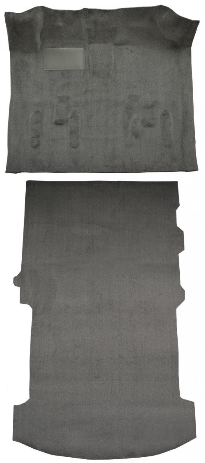 ACC  Chevrolet Venture Ext Complete Cutpile Carpet, 1997-2005