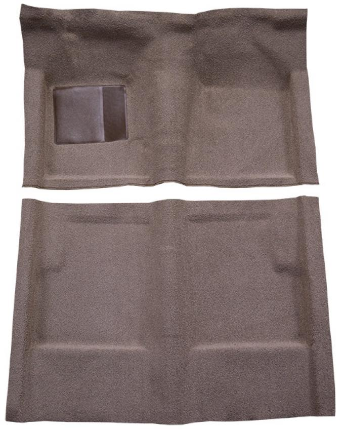 ACC  Ford Falcon 4DR Sedan Auto Molded Loop Carpet, 1960-1965