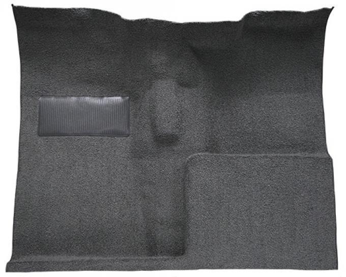 ACC  Jeep CJ5 Pass Area Loop Carpet, 1959-1973