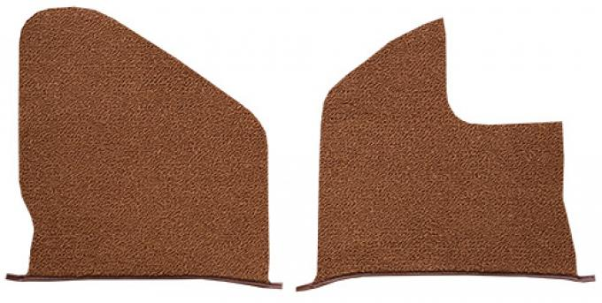 ACC  Chevrolet Biscayne Kick Panel Inserts with Air Loop Carpet, 1964
