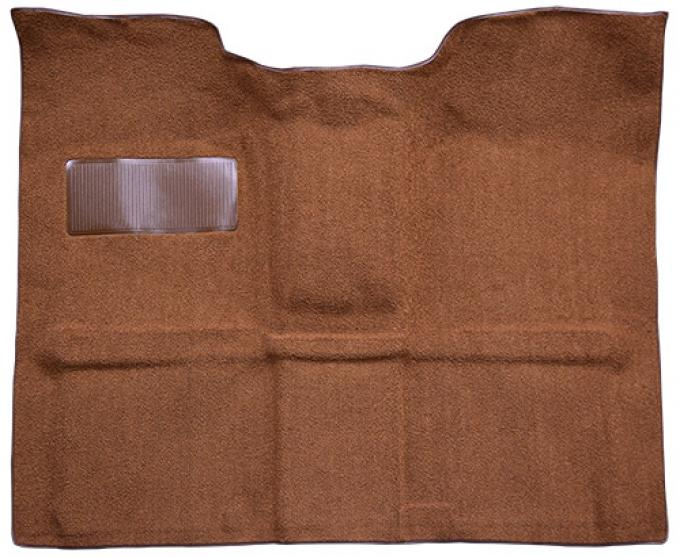 ACC  GMC Jimmy 4WD Pass Area Loop Carpet, 1970-1972