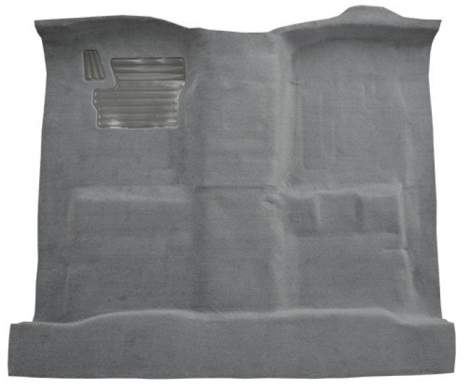 ACC  Ford F-250 Reg Cab Light Duty Cutpile Carpet, 1997-1998