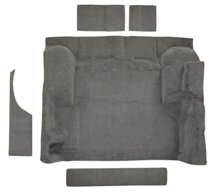 ACC  GMC Jimmy 4DR Cargo Area Cutpile Carpet, 1995-2001