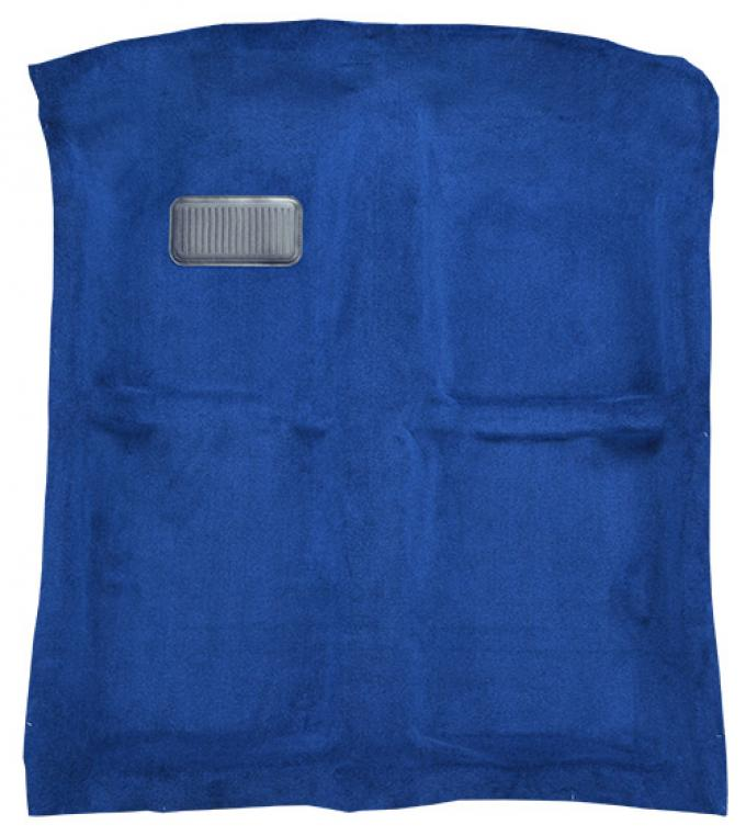 ACC  Toyota Celica 2DR Coupe Pass Area Cutpile Carpet, 1986-1989