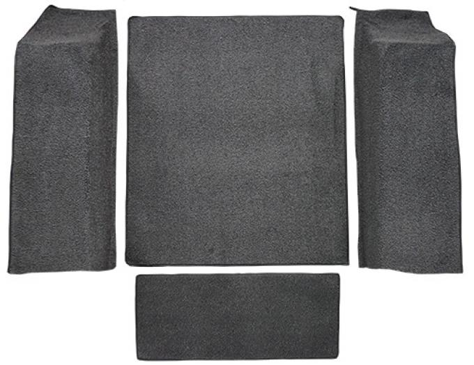 ACC  Jeep CJ5 Cargo Area Loop Carpet, 1959-1973