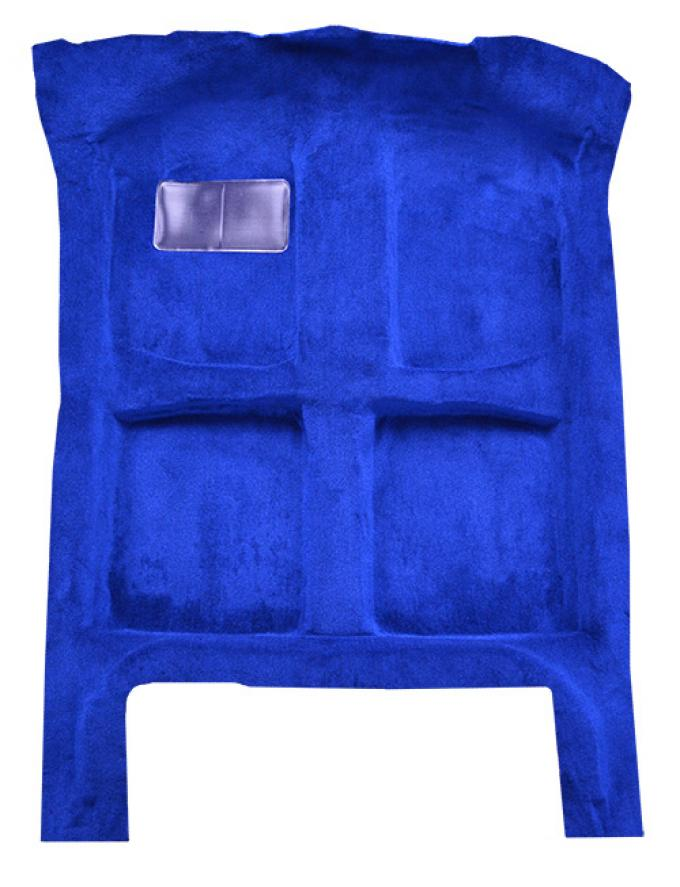 ACC  Volkswagen Rabbit 5DR Hatchback Cutpile Carpet, 1975-1984