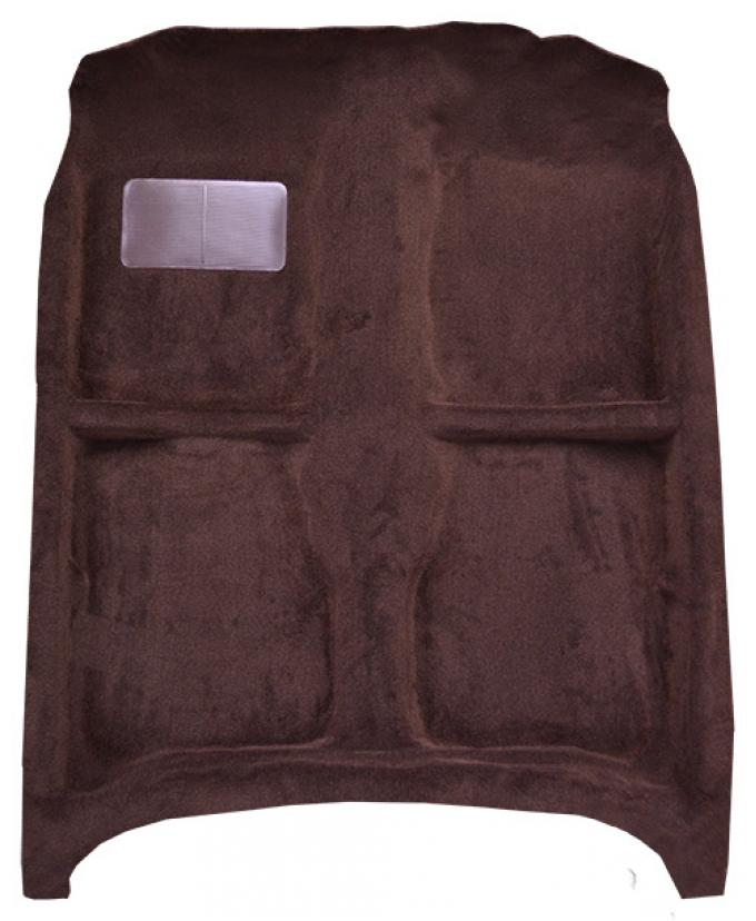 ACC  Toyota Corolla 4DR Cutpile Carpet, 1992-1997
