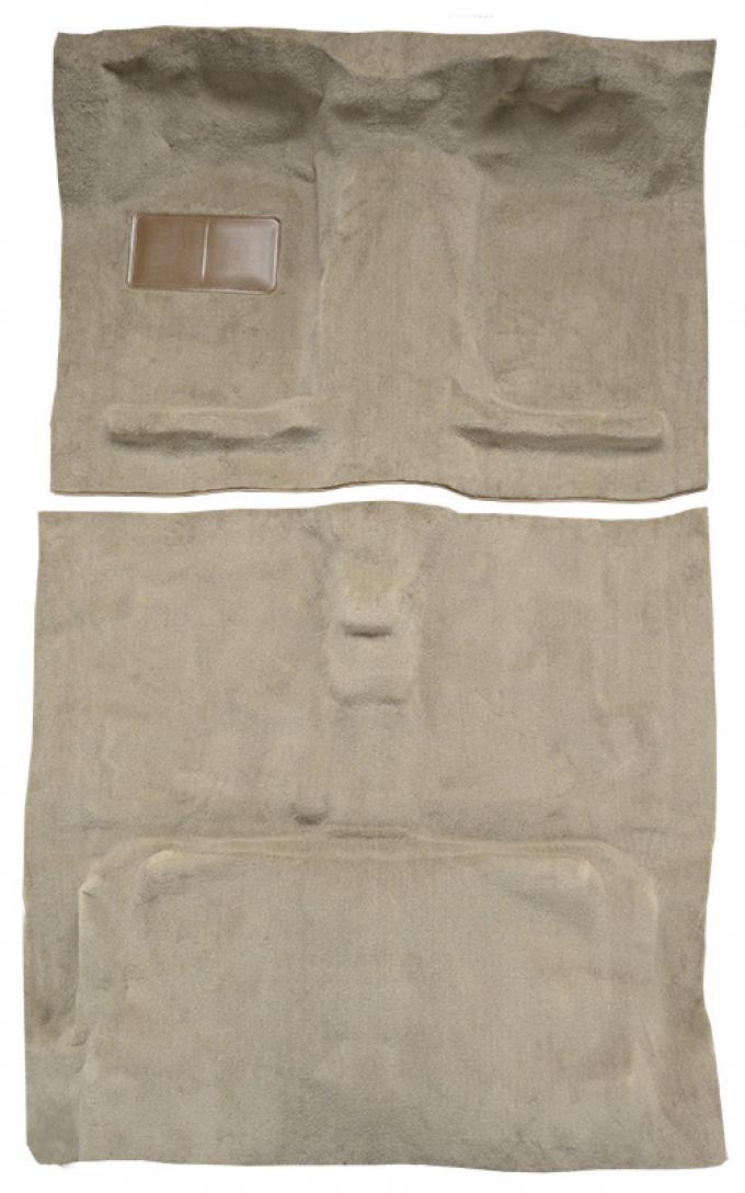 ACC  Nissan Frontier Crew Cab Auto/Manual pickup Cutpile Carpet, 2000-2004