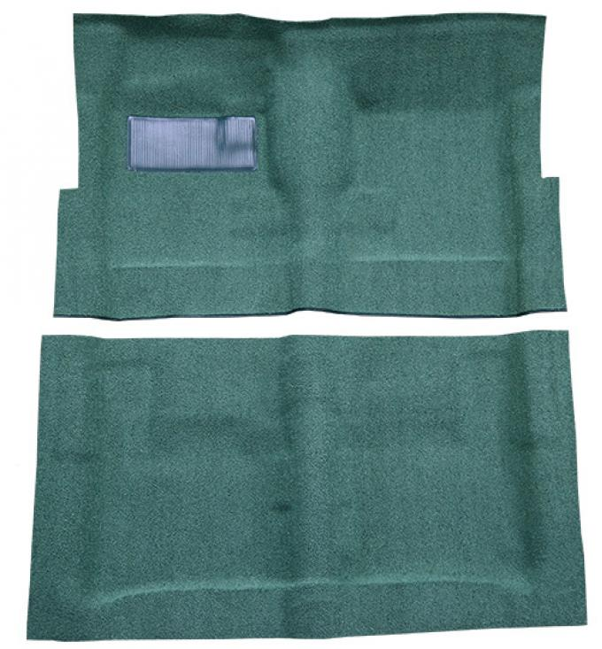 ACC  Oldsmobile Jetstar 88 2DR Loop Carpet, 1965-1966