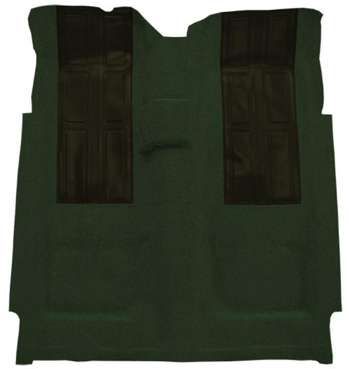 ACC 1972-1973 Ford Torino GT with 2 Dark Green Inserts 2DR 4spd Loop Carpet